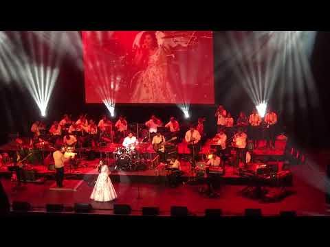 Shreya Ghoshal Live With Symphony Detroit 2017 - Mor Bani And Nagara Sang Dhol