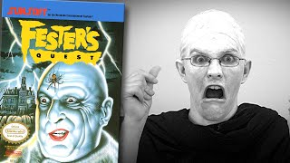 Fester's Quest (NES)  - Angry Video Game Nerd (AVGN)