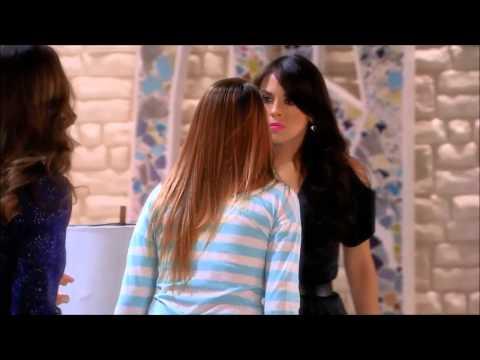 En otra piel - Monica cachetea a Elena