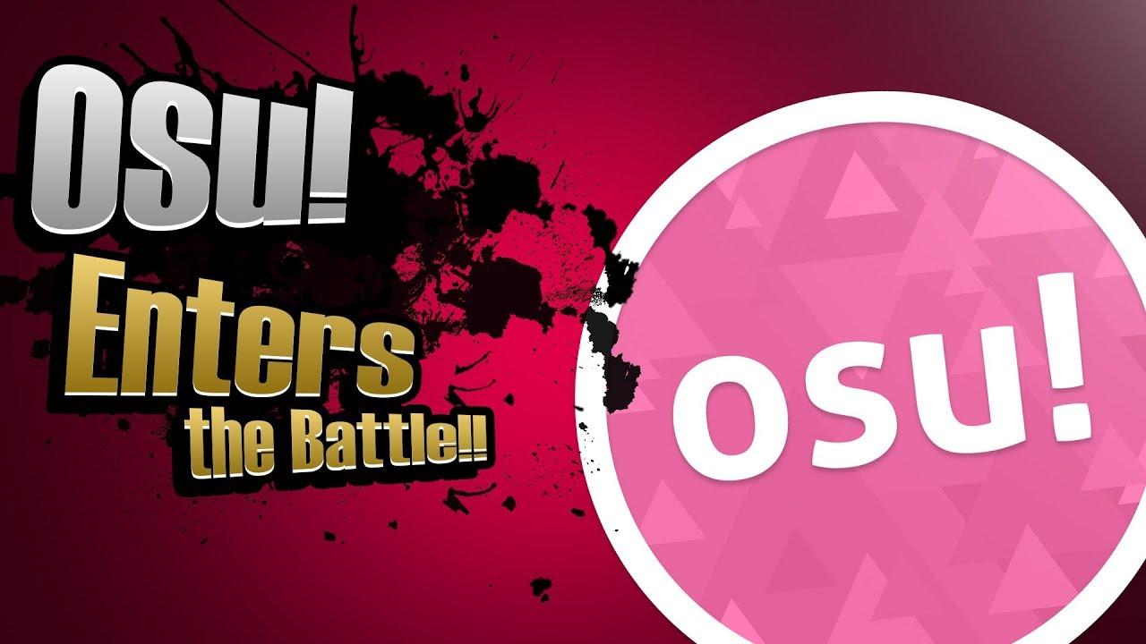 osu! Enters the Battle!!!