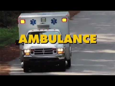 The ambulance is coming