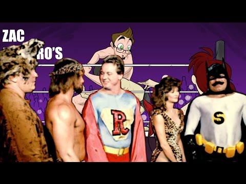 Wrestling Rewind: Halloween Night's Main Event