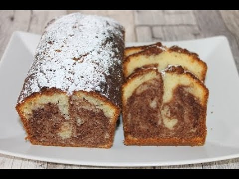 Thermomix Tm31 Tm5 Marmorkuchen A La Sybi Youtube