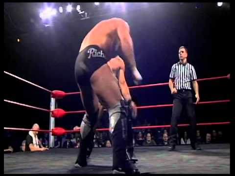 Kyle O'Reilly vs Davey Richards ROH TV