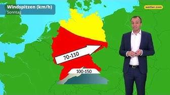 Wetter heute: Die aktuelle Vorhersage (23.02.2020)