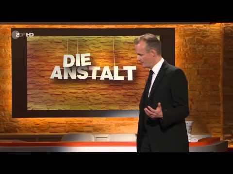 Max Uthoff: Tick Trick und Fuck, drei Typen von der Deutschen Bank! #anstalt #dieanstalt
