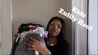 Zulily Haul for Kids | DKNY