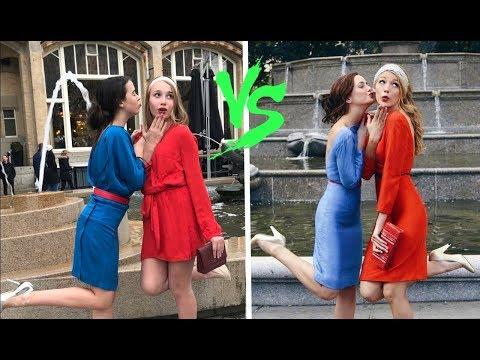 BEROEMDE BEST FRIENDS FOTO'S NAMAKEN!   Make-over