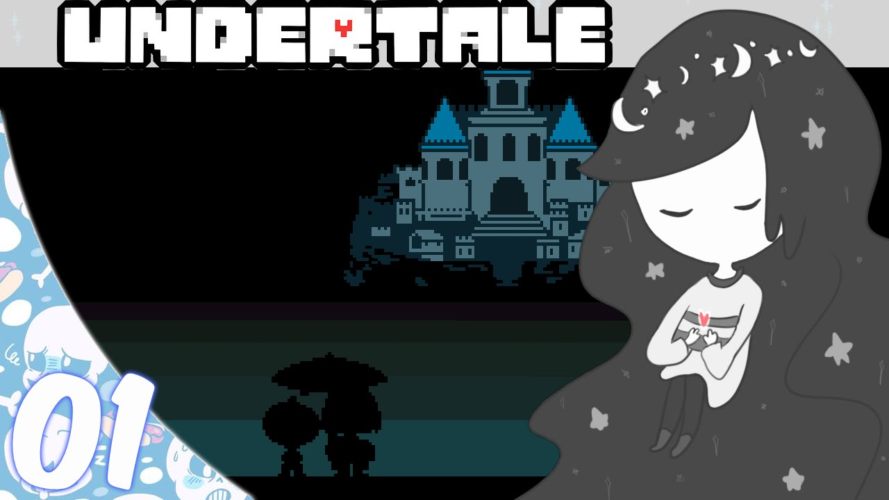 Let S Play Undertale Ep01 Gotta Be Quick ノ ェ ノ