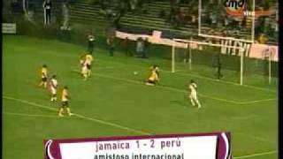 Jamaica vs Peru Amistoso