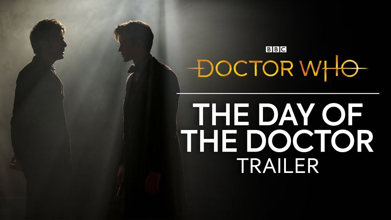 Doctor Who   The Day of the Doctor Trailer - Snyder Cut Style