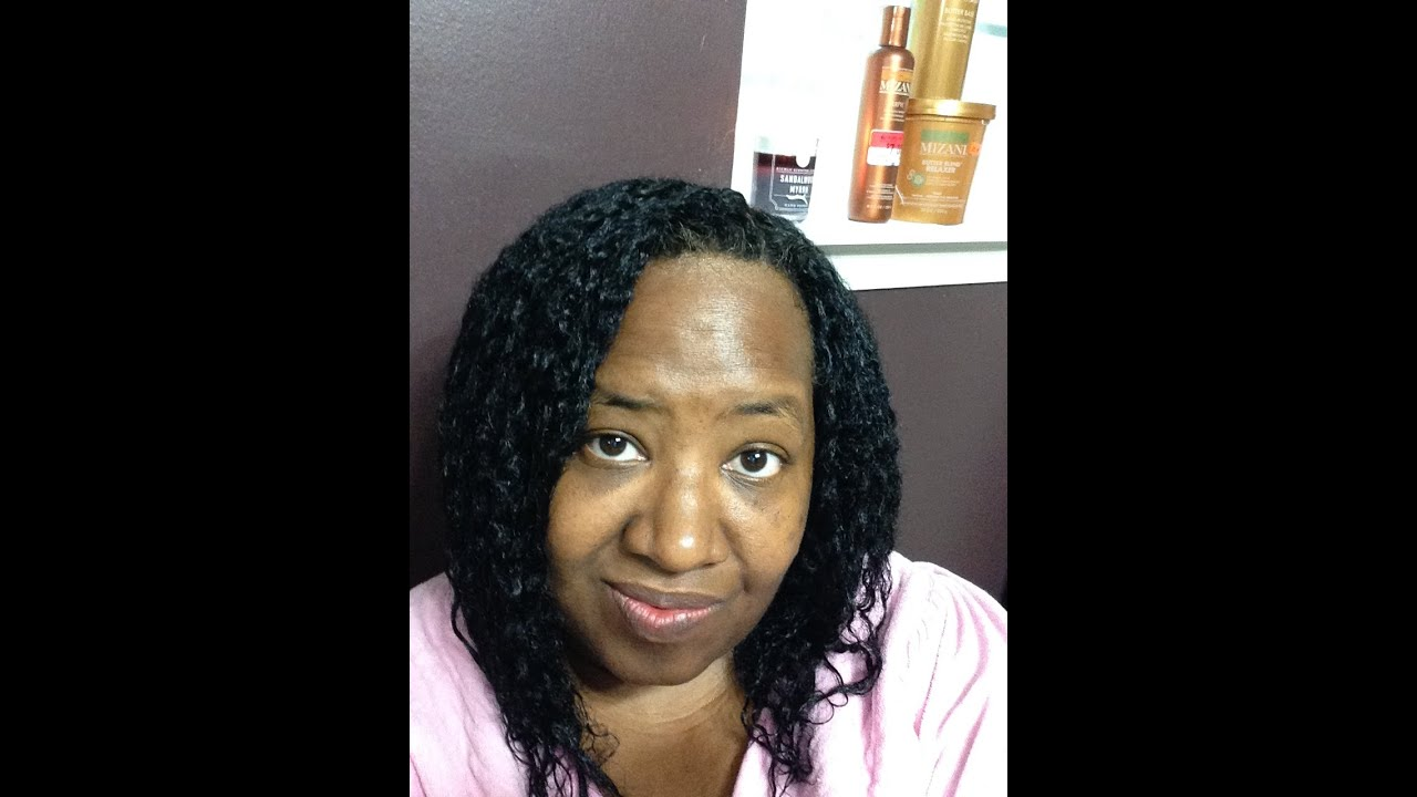 First Impression On Mizani Er Blends Mild Relaxer Perm Relaxed Texlaxed Tj S Hair