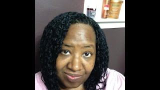 FIRST IMPRESSION on Mizani Butter Blends MILD Relaxer Perm ~ Relaxed Texlaxed