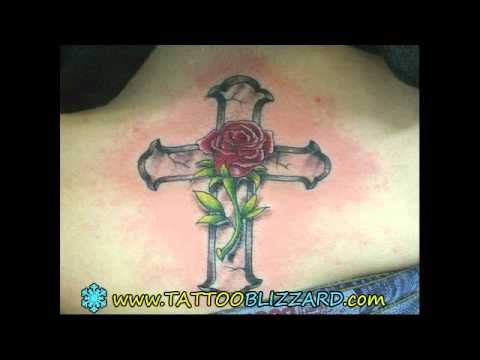 Cross Tattoo Ideas for Men and Girls