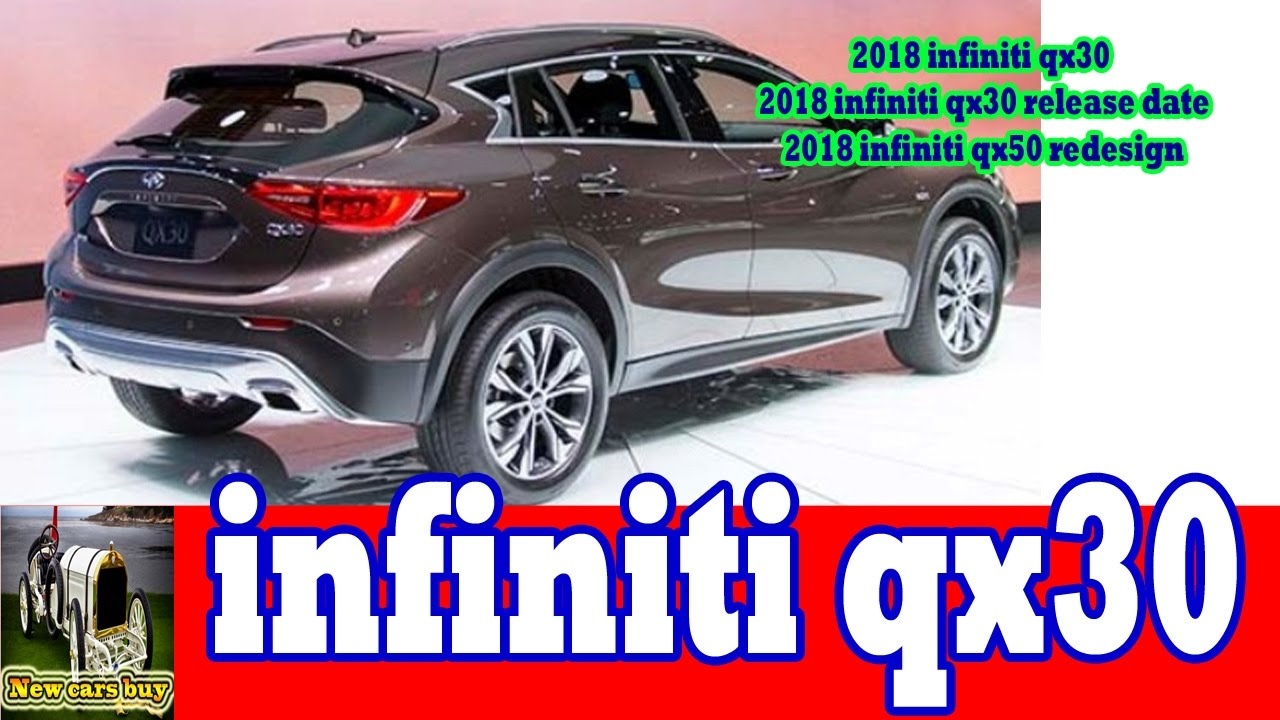 2018 infiniti release date. exellent release 2018 infiniti qx30  release date qx50  redesign new cars buy inside
