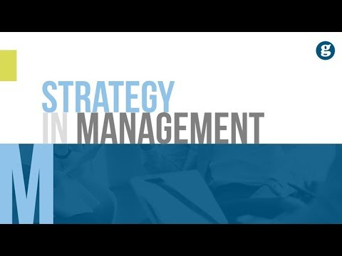 Strategy In Management
