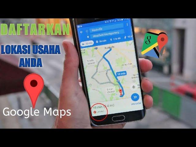 mendaftarkan lokasi usaha di google