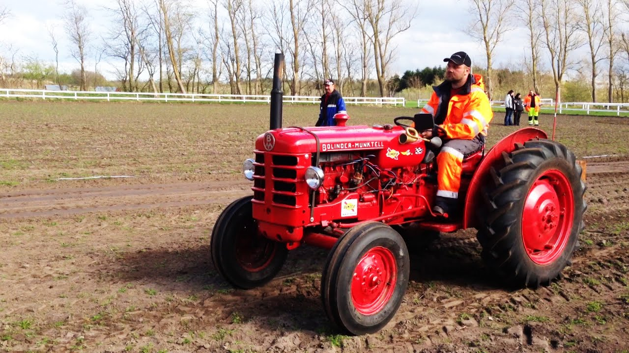 The Power Of Volvo Bm Tractors Tractor Pulling 2015