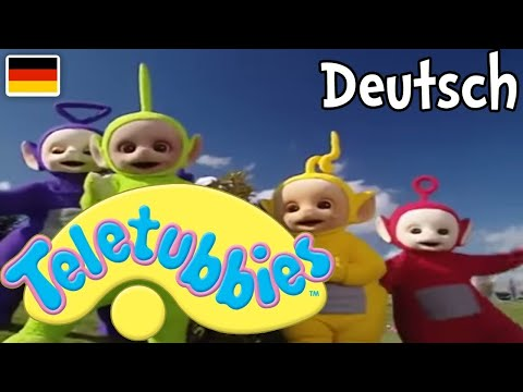 ☆Teletubbies auf Deutsch: