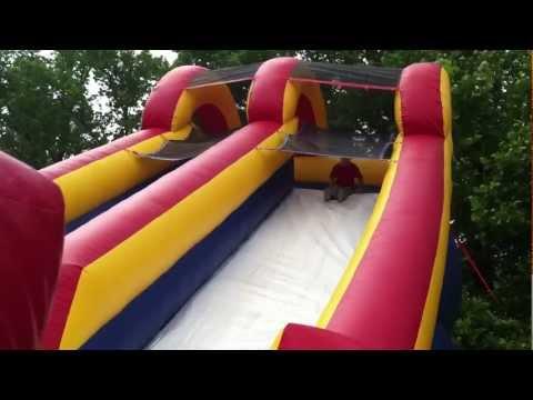 Bounce Slide @Mendoza Park