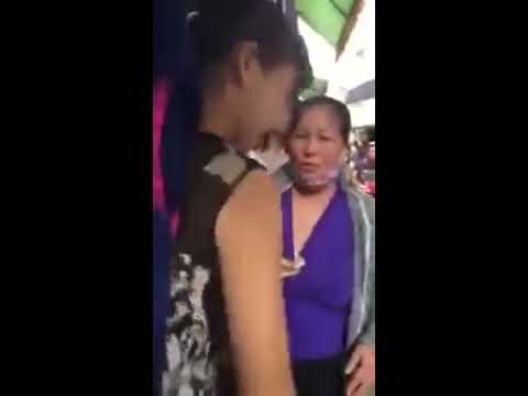 Nữ tặc trộm đồ ở Ninh Hiệp bị bắt quả tang