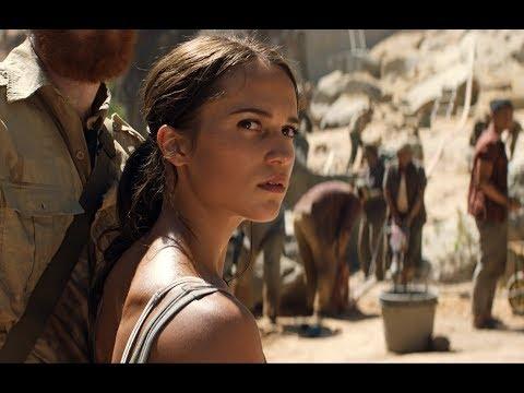 Tomb Raider | OFICIÁLNÍ ČESKÝ TRAILER 2