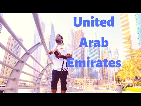 Visiting Abu Dhabi, United Arab Emirates