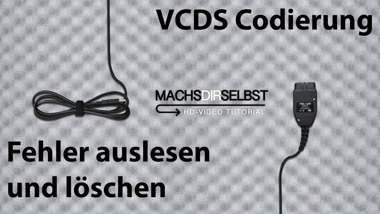 fehler auslesen l schen mit vcds tutorial hd youtube. Black Bedroom Furniture Sets. Home Design Ideas