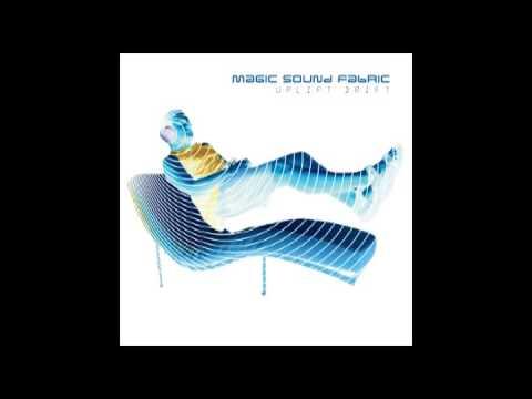 Magic Sound Fabric - Levitation Groove