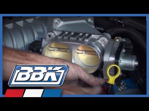 Mustang Shelby GT500 Throttle Body Install (07-13) Review