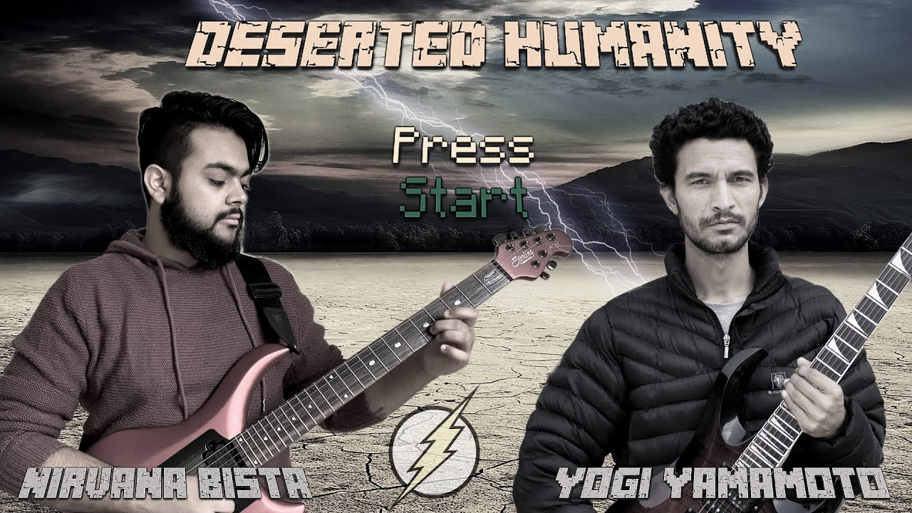 Deserted Compassion  | SHRED JAM!!! PART 1 | Yogi Yamamoto | Nirvana Bista