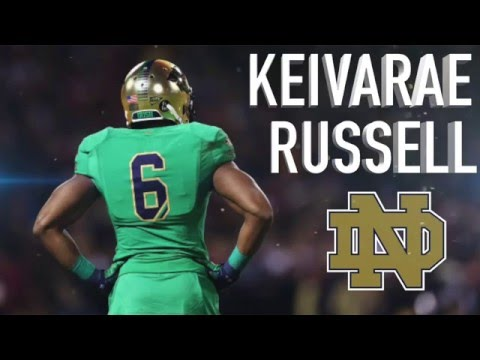 "Keivarae Russell || ""Hell and Back"" 