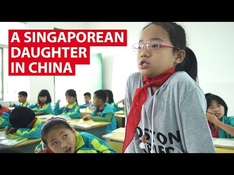 A Singaporean Daughter in China | On The Red Dot | CNA Insider