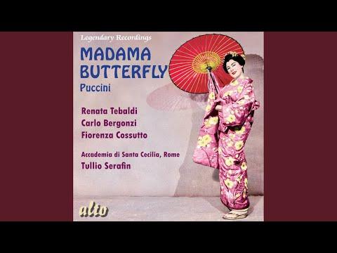 Madama Butterfly - Act II: Addio Fiorito Asil