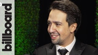"Lin Manuel Miranda Chats ""Almost Like Praying"" & 'Hamilton' in Puerto Rico 2019 
