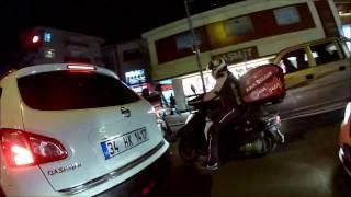 cycling in istanbul mraniye alemdağ cad 5