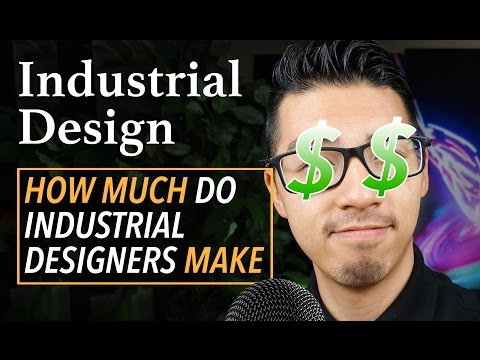 How Much Do Industrial Designers Make?