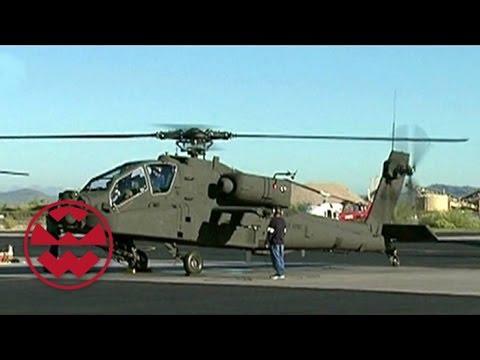 Kampfhubschrauber: Apache vs. Tiger - Welt der Wunder