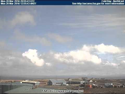 Airlines Cancel Flights as Erupting Pavlof Volcano Spews Ash Cloud Over Alaska