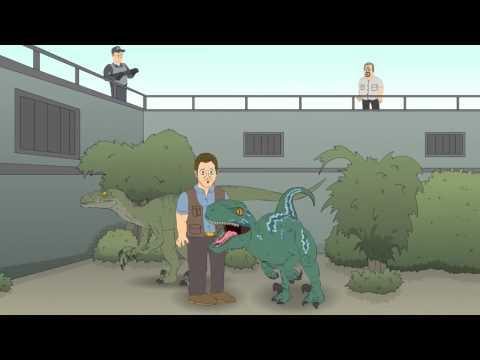 Jurassic World Song