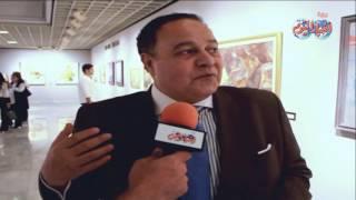 أخبار اليوم | جمال الشاعر دار الاوبرا المصرية هي الصالون المصري الذي نستقبل فيه كبار الشخصيات