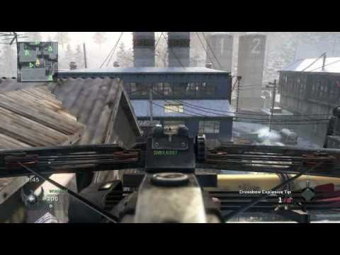 Dragunov plus Crossbow Gunship - WMD