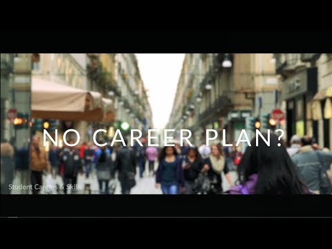 No Career Plan? (Warwick Careers Support & Graduate Outcomes Survey)
