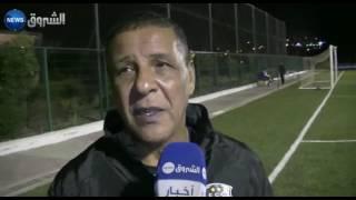 """تصريحات مدرب وفاق سطيف عبد القادر عمراني بعد اقصاء """"الكاف"""" للفريق"""