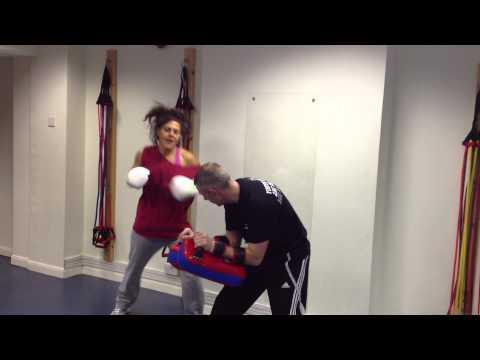 Lenora Crichlow Trainning