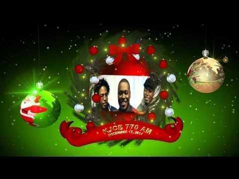 KJCB 770 AM Radio  Christmas Gift of Music 2014 Promo  Digital Soul Media