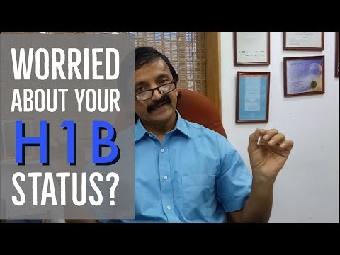 What should be your plan B, if you're on an H1B Visa in the USA - Manoj Palwe