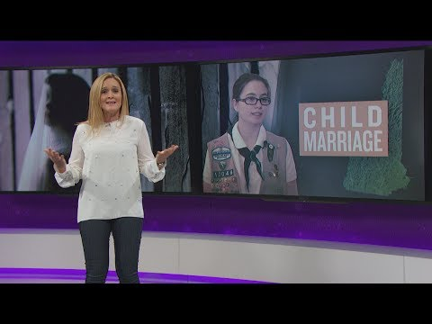 Child Brides | June 14, 2017 Act 2 | Full Frontal on TBS