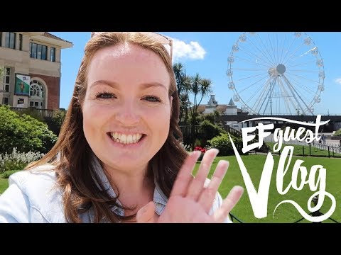 """My guide to Bournemouth"" by Brogan Tate – EF Guest Vlog"