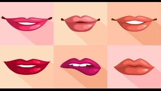 What The Shape Of Your Mouth Reveals About Your Personality